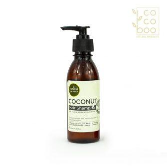 Натурален хидратиращ кокосов шампоан