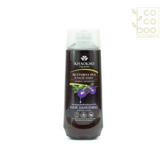 Натурален шампоан за коса за естествено оцветяване на косата