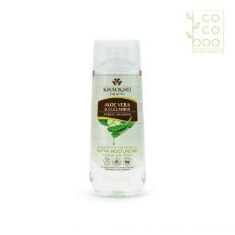 Натурален шампоан за суха коса и скалп