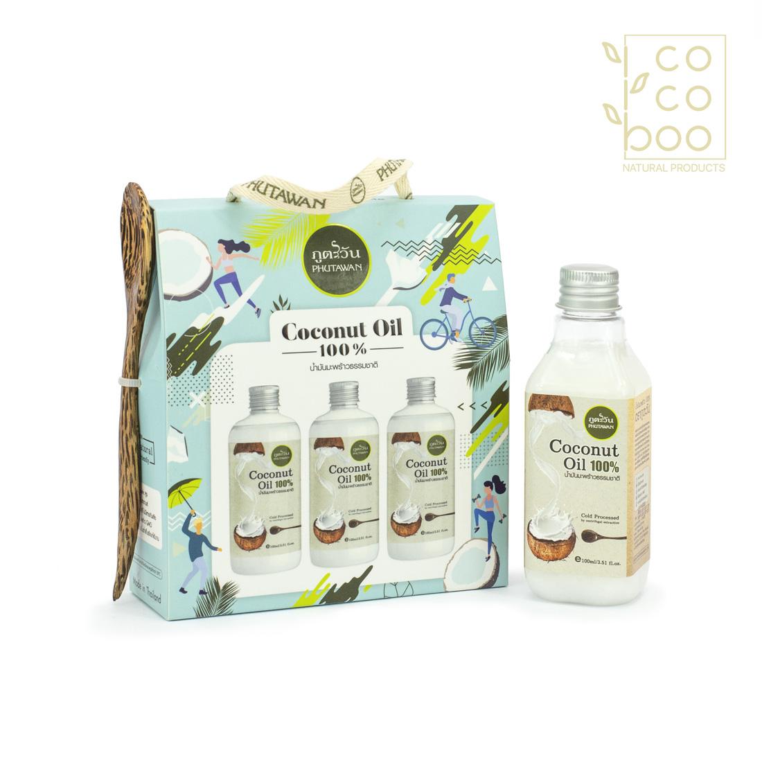 Органично студено пресовано кокосово масло