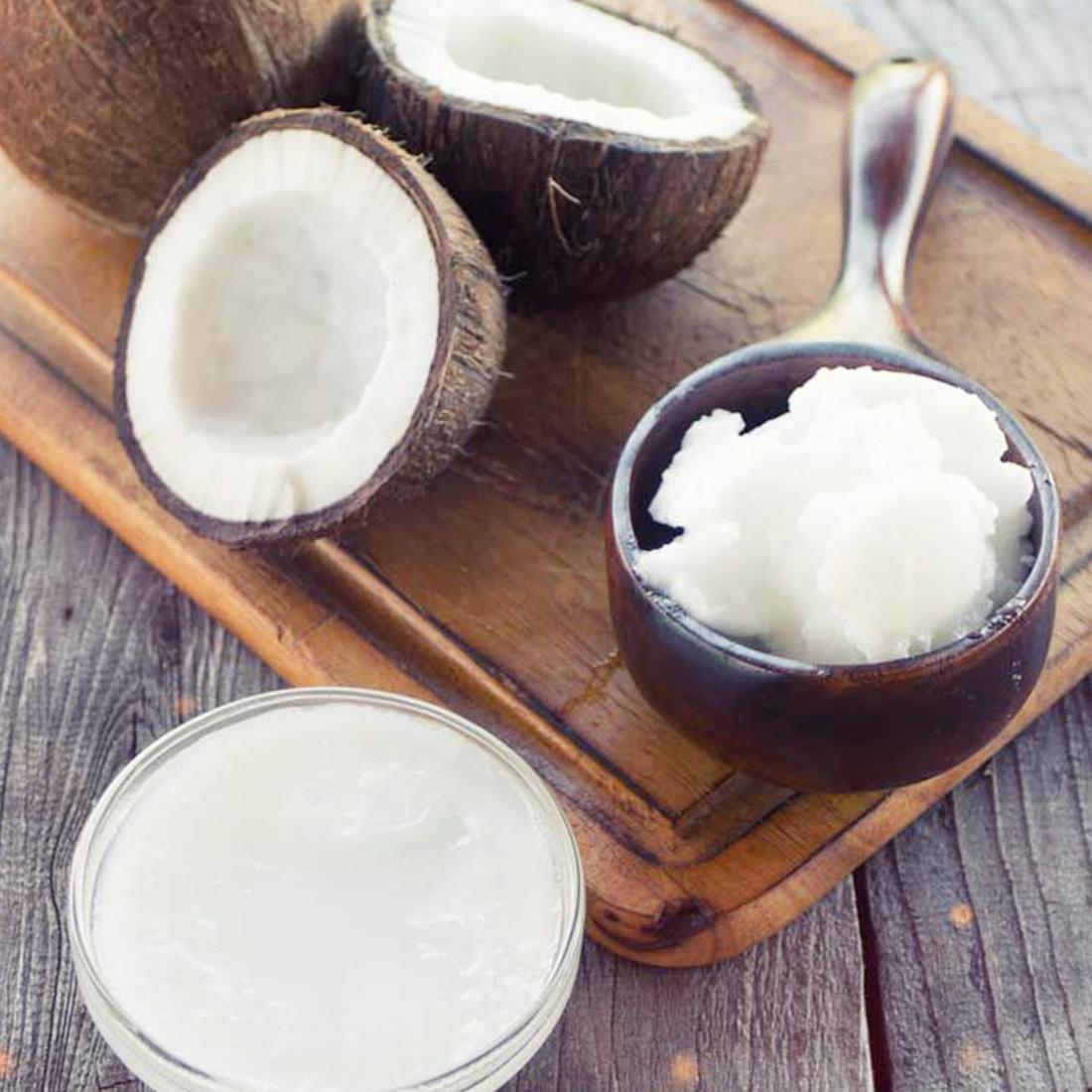 100% органично студено пресовано кокосово олио 300 мл