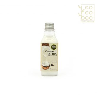 Органично студено пресовано кокосово олио 100 мл