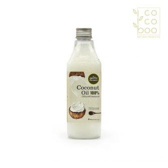 100% органично студено пресовано кокосово масло 300 мл