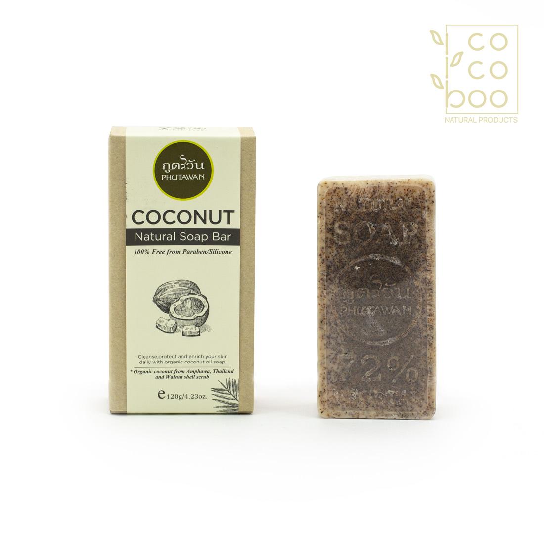 Натурален кокосов сапун