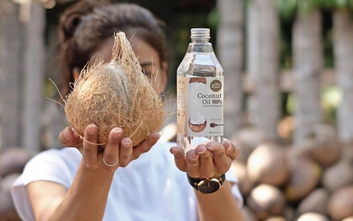 Историята на Нашето 100% Органичното Кокосово Олио