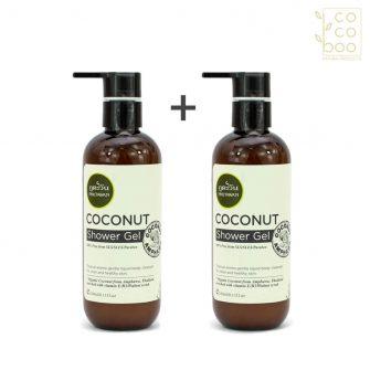 Комплект кокосов душ гел